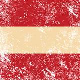 Austria retro flag
