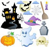 Halloween theme collection 1