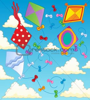 Kites theme image 2
