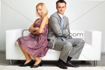 Capricious wife