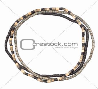 Wooden necklces