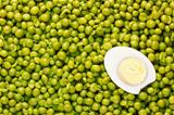 Eggs and Peas
