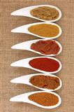 Curry Powder and Paste