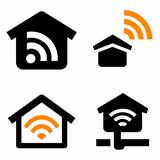 House wireless network