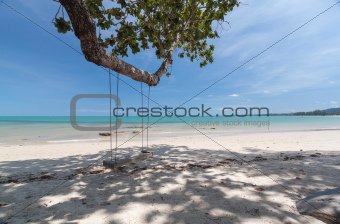Beach of eastern Thailand