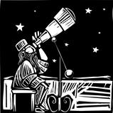 Sitting Astronomer