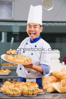 Chef or baker