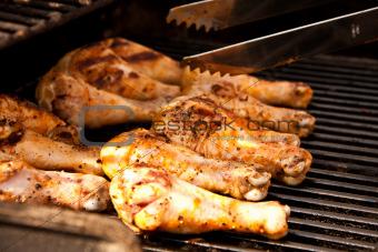 Delicious Barbeque Chicken