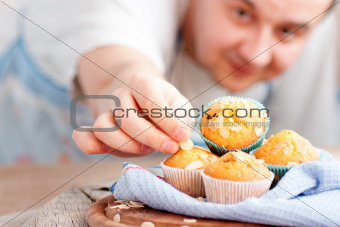 Delicious muffins