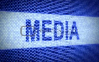media screen