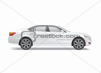 Car sedan large