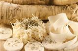 Horseradish, natural and pure power