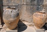 Two Ancient Pithoi in Phaestus