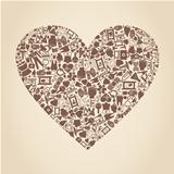 Medical heart4