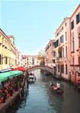 Typical Venice street