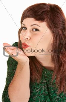 Flirtacious Woman