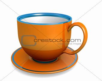Cup - orange