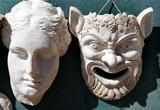 Greek masks