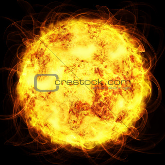 The Sun in Space
