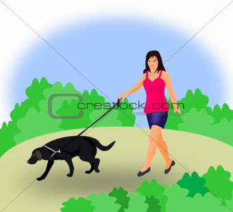 Walking the Dog