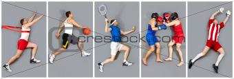 Kinds of sport