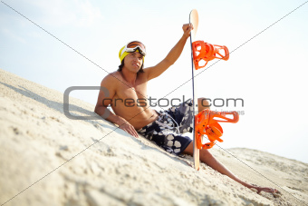 Summer sport camper