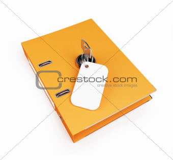 security office folders