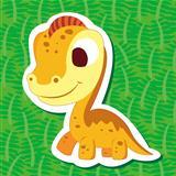 cute dinosaur sticker04