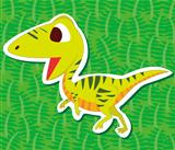 cute dinosaur sticker10