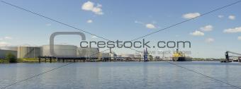 amsterdam harbor