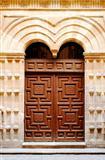 Door of convent