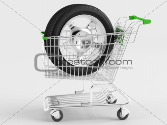 Purchase of automotive wheels