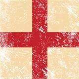 England retro flag
