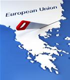 Greece secession from European Union