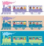 Steam Train Driver
