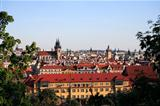 Summer Day In Prague