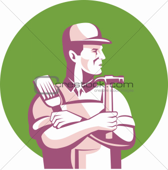 Carpenter Painter Construction Worker