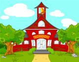 School landscape