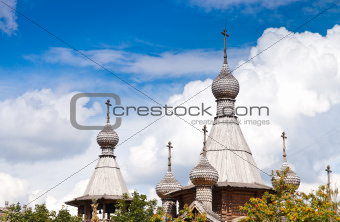 wooden churches of Russia