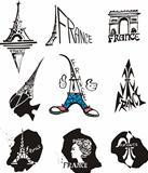 France Travel Logos