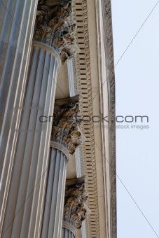 Columns of Stone