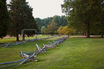 Yorktown, VA - Cornwallis Surrender Field