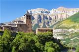 Villiage of Torla , Spain