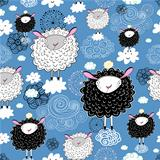 texture of the sheep