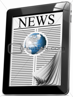 News On Tablet Pc With Pages