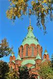 Helsinki,  Uspensky Cathedral