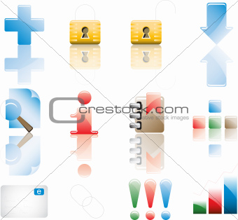 Office Icon set 2