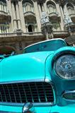Vintage American Car Havana Cuba