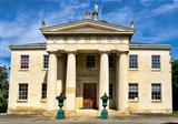 Downing college in Cambridge, UK