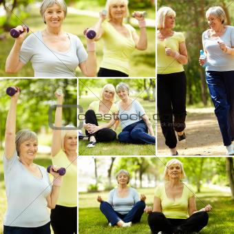 Active training